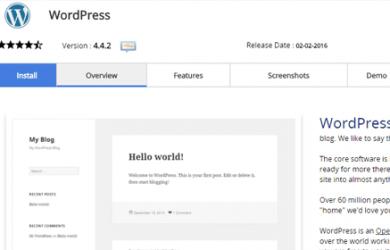 Cài đặt WordPress trên Hosting tại Hostingviet.vn bằng softaculous