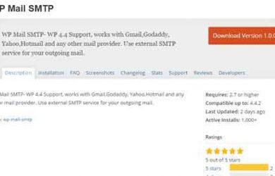 Cấu hình email SMTP với WordPress (Plugin WP Mail SMTP)
