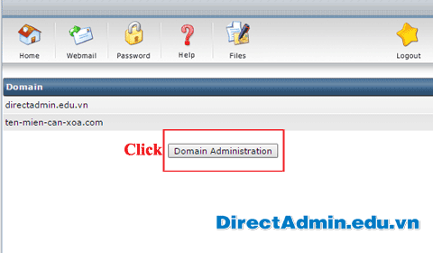 Domain Administration