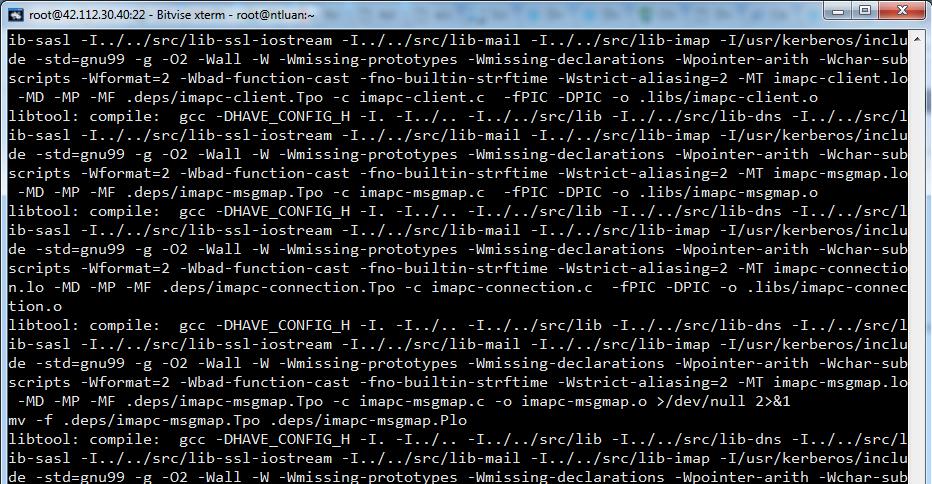 Hướng dẫn cài đặt DirectAdmin trên nền tảng CentOS
